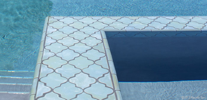Macaluso Pools Special Features Gallery View Custom And Specialy Tiles Pool Spa Safety Covers Accessibility Featureore